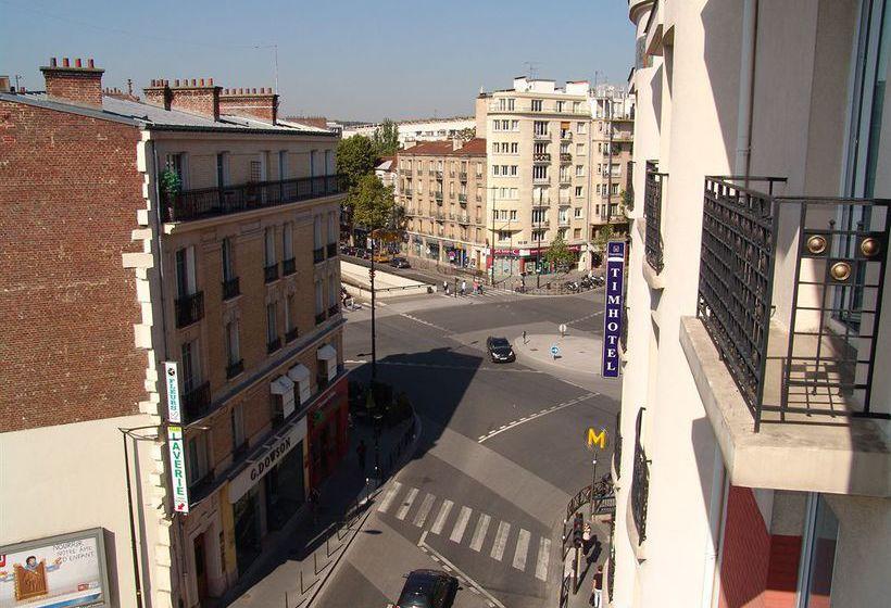 Timhotel Paris Boulogne Boulogne-Billancourt