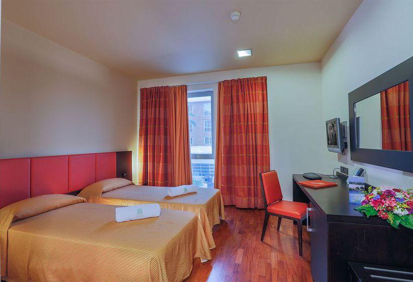 Hotel Vicino Via Tiburtina Roma