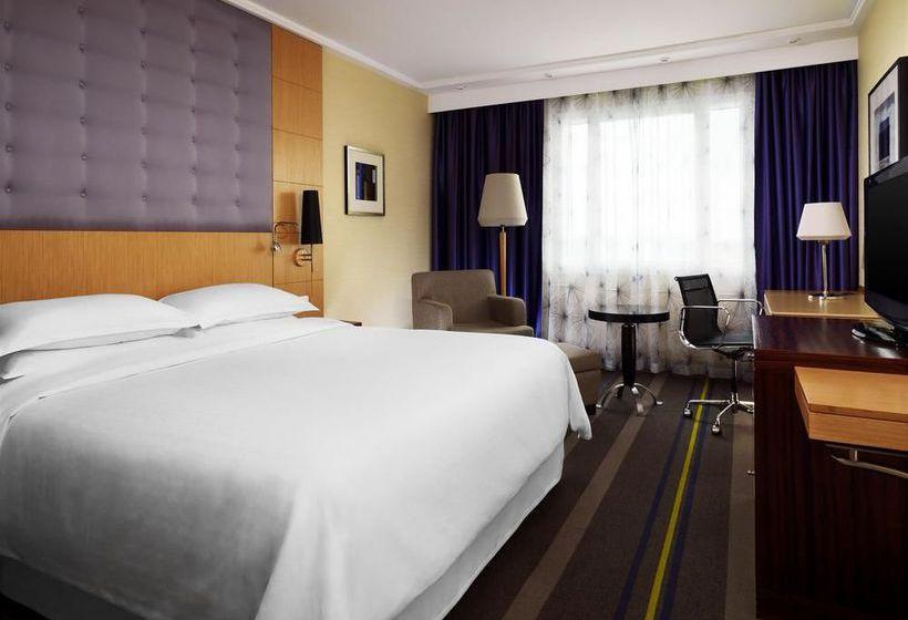 Sheraton Brussels Airport Hotel Zaventem