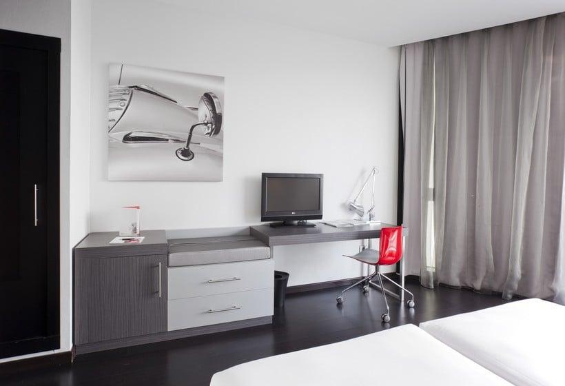 Room Hotel Ilunion Atrium Madrid