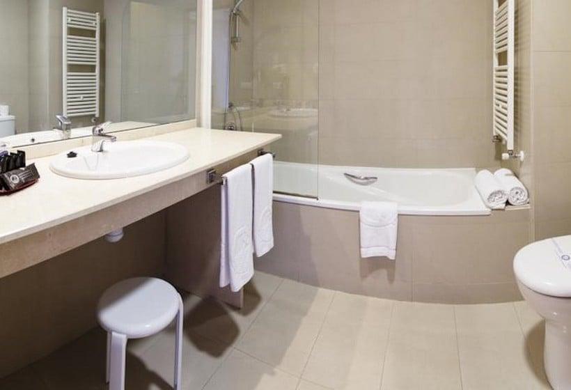 Bathroom Hotel La Estación Benidorm