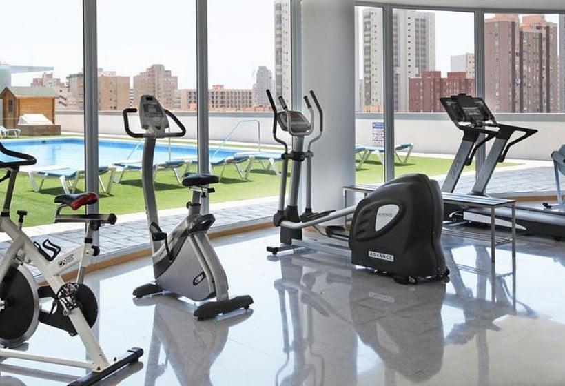 Sports facilities Hotel La Estación Benidorm