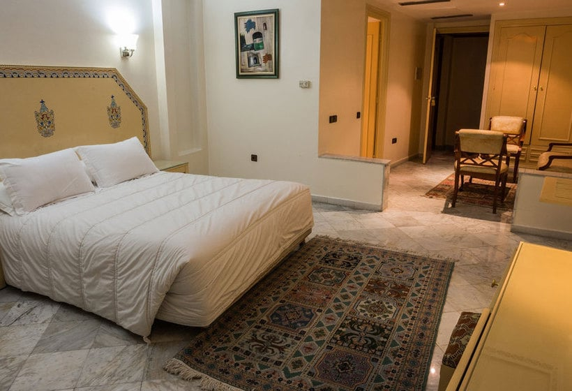 Room Hotel Menzeh Fez
