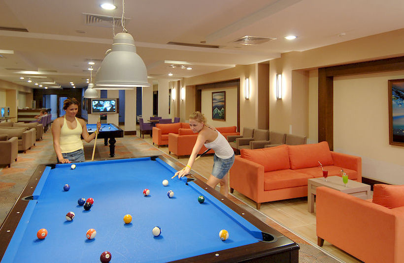 Sports facilities Hotel Viking Star Kemer