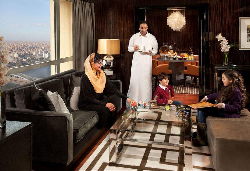 Room Hotel Fairmont Nile City Cairo