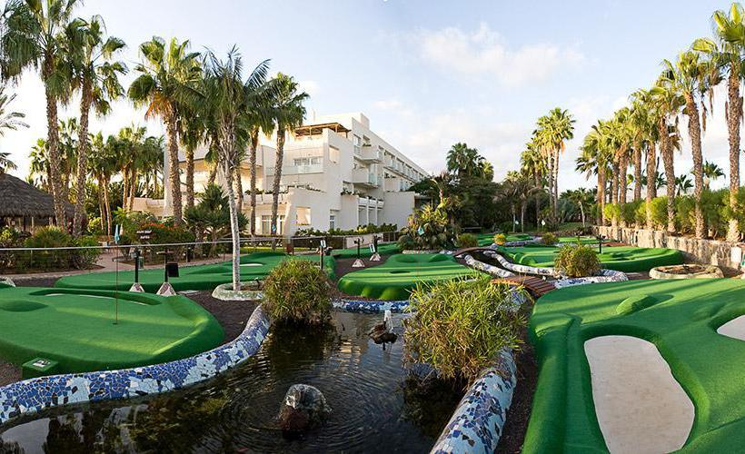 Sport center Hotel Maspalomas & Tabaiba Princess