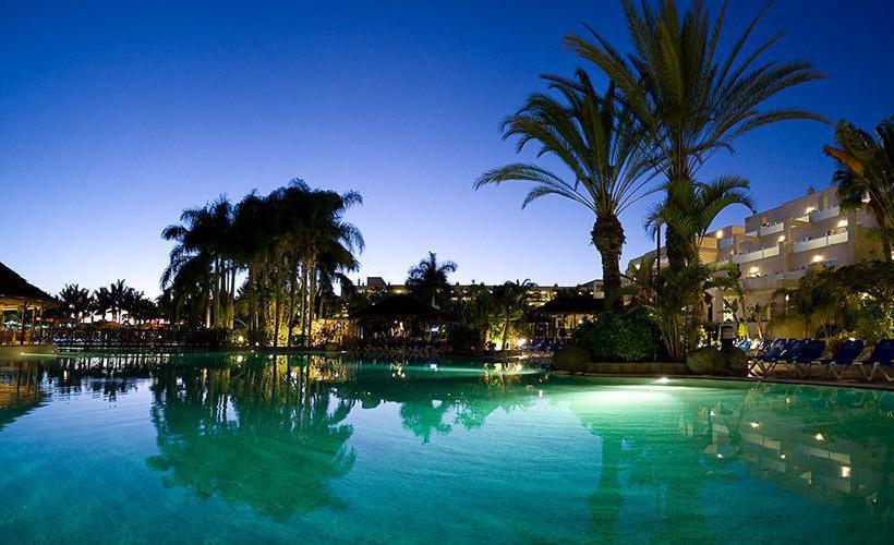 Swimming pool Hotel Maspalomas & Tabaiba Princess