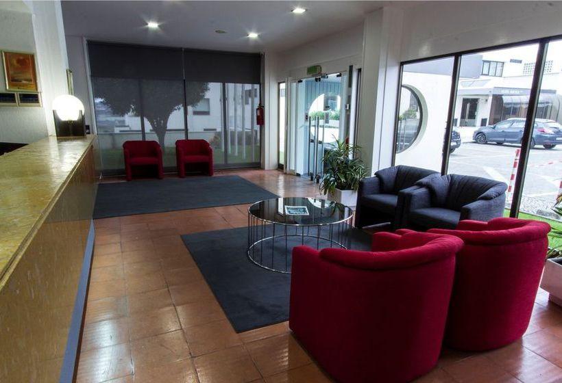 Hotel Complejo Eurosol Leiria & Jardim