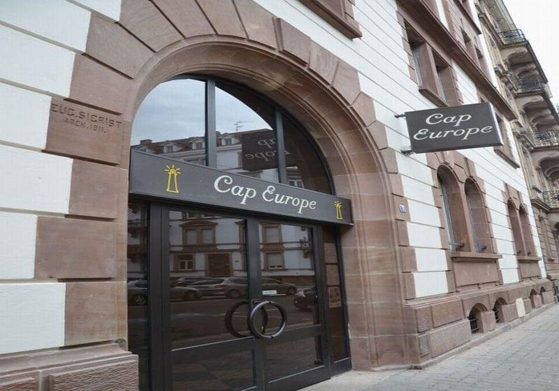 Cap Europe Appart'hotel Strasbourg