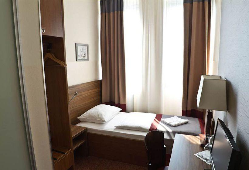 Hotel Ivbergs Berlin Messe