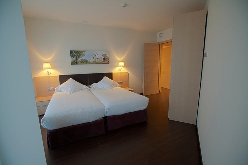Aparthotel Jardines de Uleta Vitoria-Gasteiz