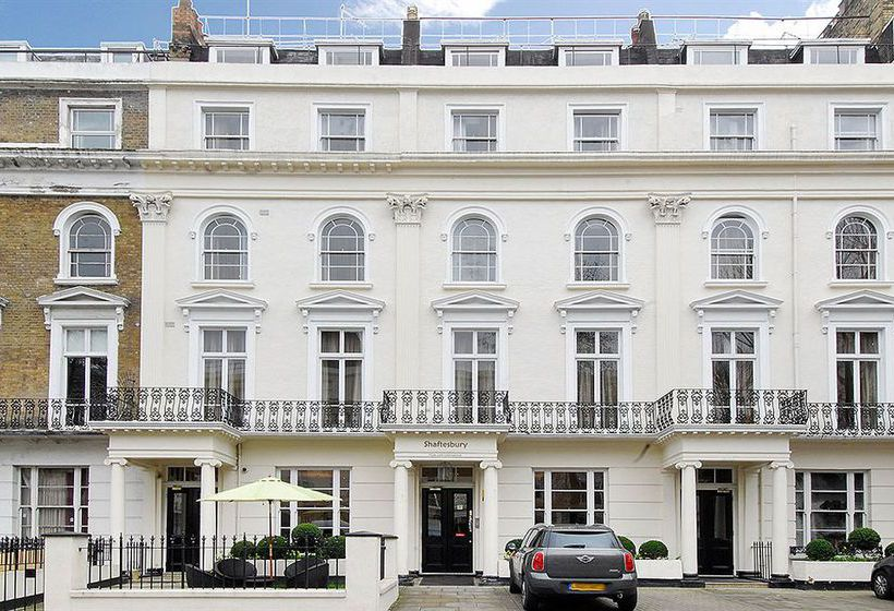 Hotel Shaftesbury Hyde Park International London