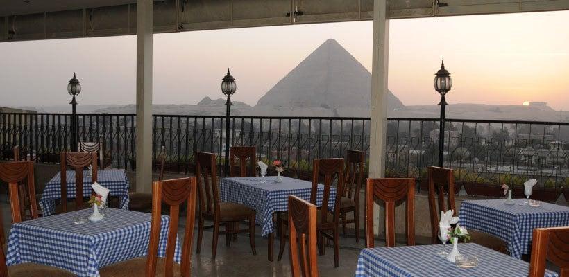 Hotel Tiba Pyramids Giza
