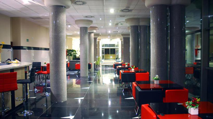 Cafeteria Hotel Cullera Holiday