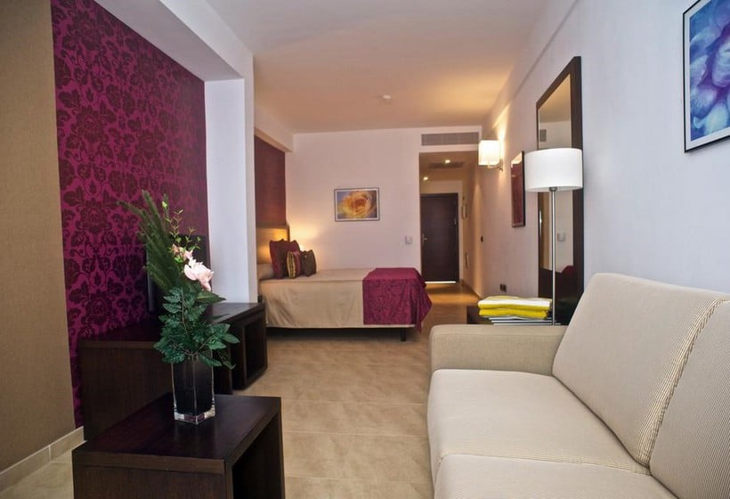اتاق Roca Negra Hotel & Spa Agaete