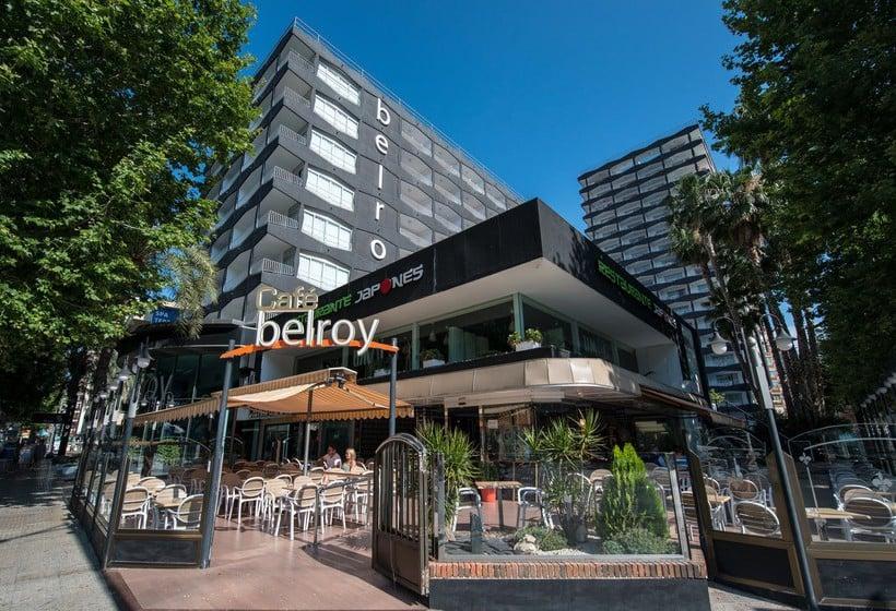 Recepción Apartamentos Torre Belroy Benidorm
