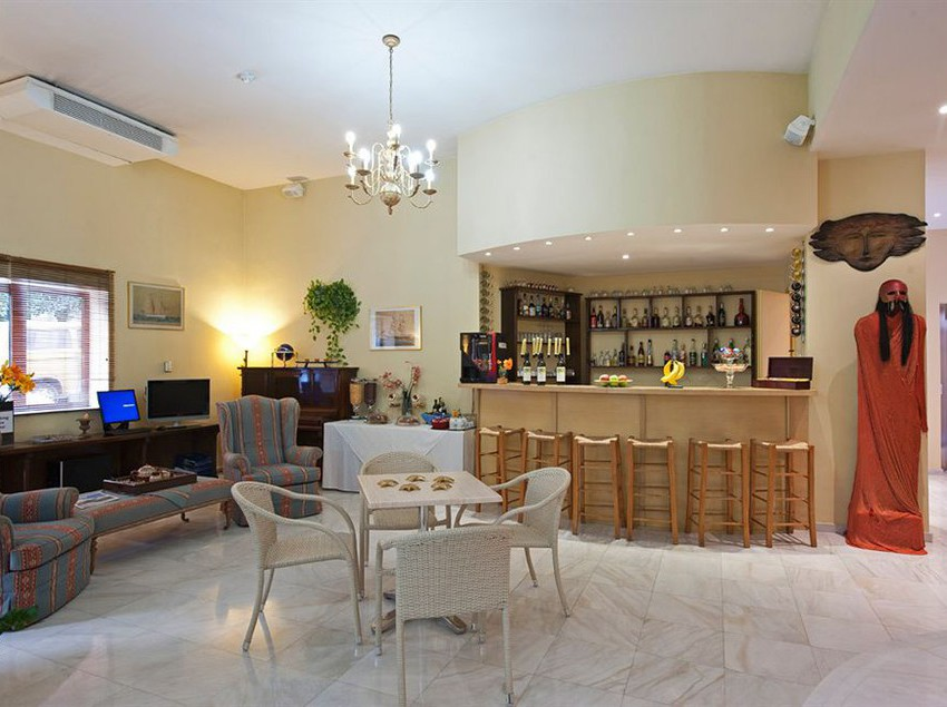 Cafeteria Best Western Efplias Hotel Piraeus
