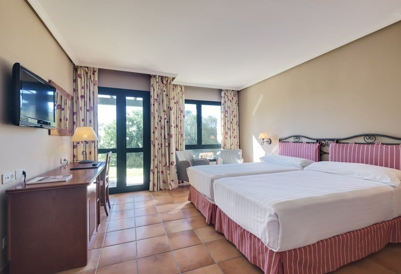 اتاق هتل Barceló Jerez Montecastillo & Convention Center Jerez de la Frontera