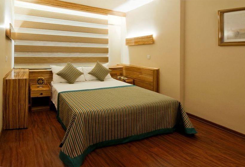 اتاق هتل Buyuk Keban استانبول