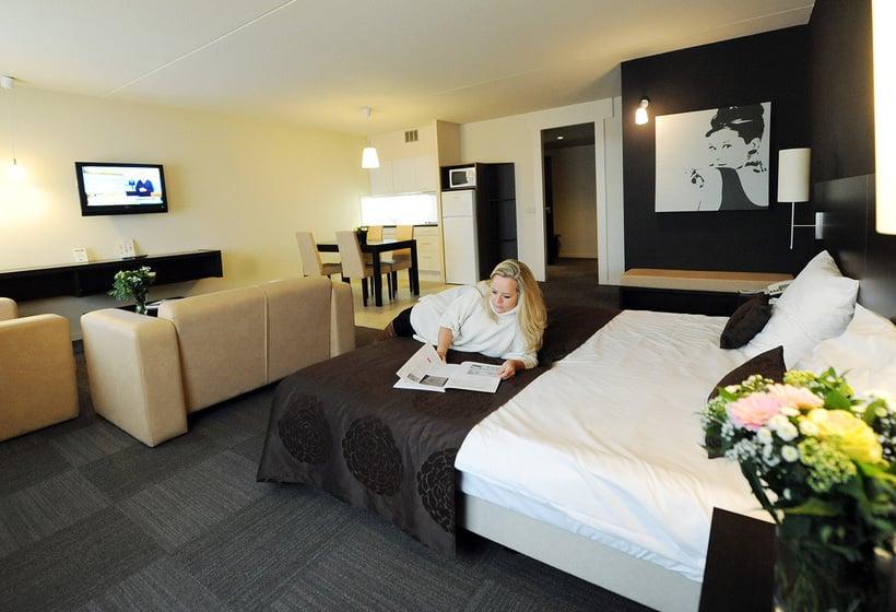 Room Hotel City Inn Luxe Antwerpen