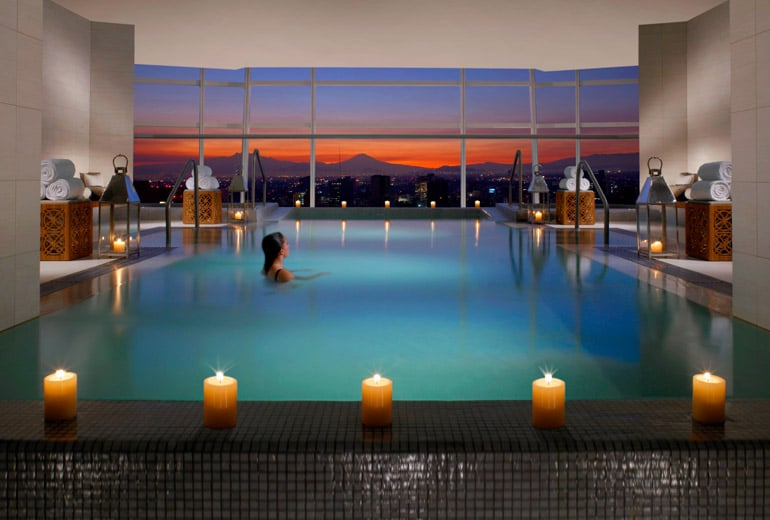 Wellness Hotel The St. Regis Mexico City