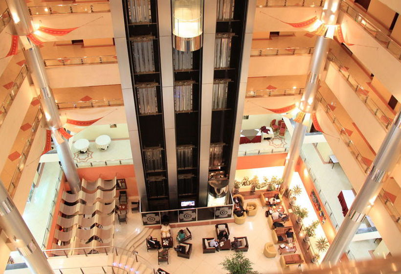 Intercontinental Addis Hotel Addis Ababa