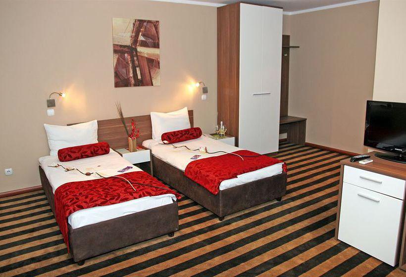 Balkan Garni Hotel Belgrade