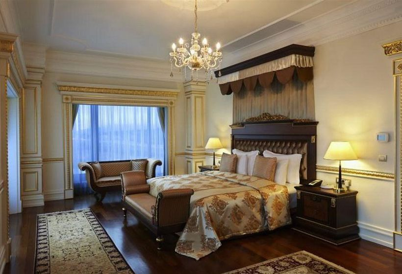 Room Hotel Crowne Plaza Istanbul Asia