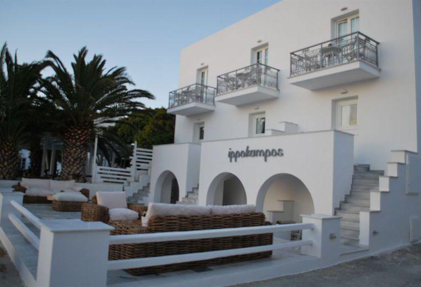 Апартаменты в Наксос на берегу моря