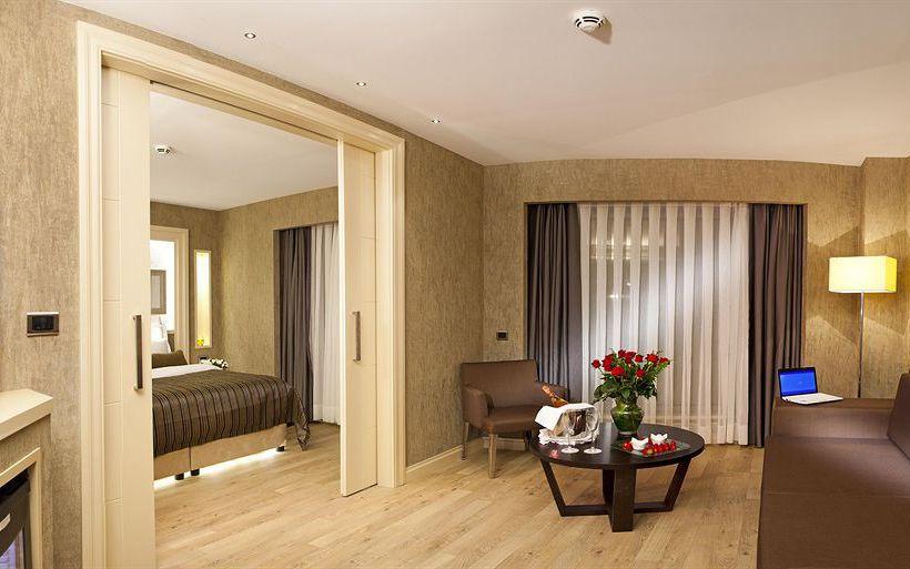 Room Hotel Limak Eurasia Luxury Istanbul