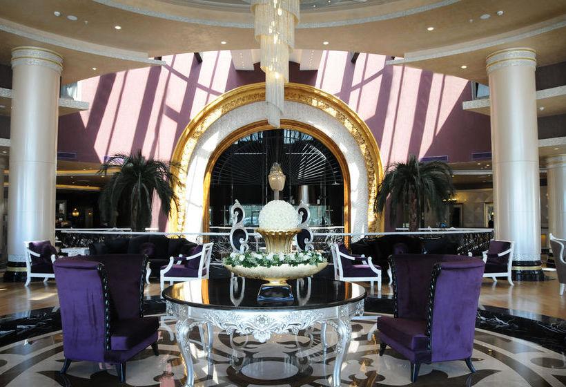 Hotel Limak Eurasia Luxury Istanbul