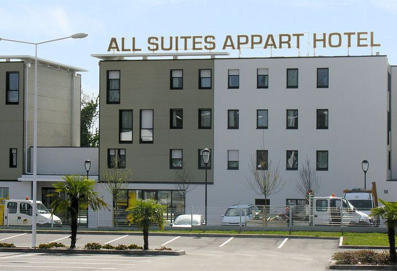All suites appart 39 h tel pau en pau destinia for Appart hotel pau