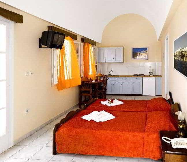 Apartamentos Dolphins Kamari