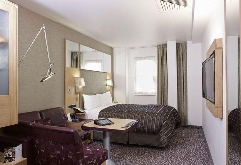Hotel Club Quarters Lincolns Inn Fields London