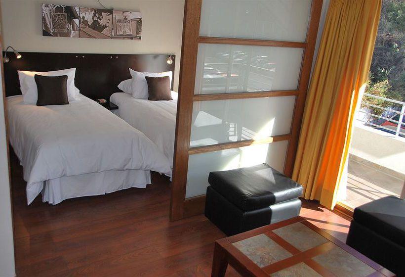 Hotel Bellavista Travel Suites Santiago