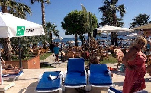 Nagi Beach Hotel Gumbet