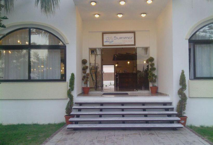 Summer Village Hotel  Marmari