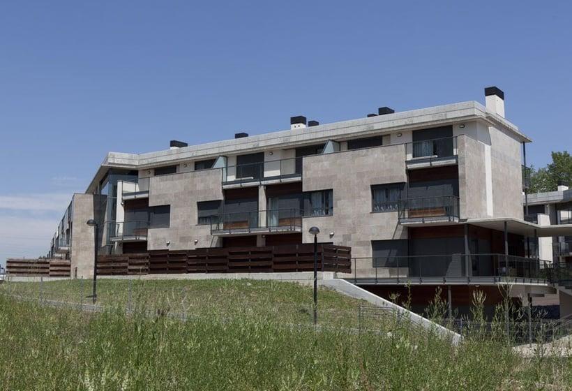 Aparthotel Jardines de Aristi Vitoria-Gasteiz