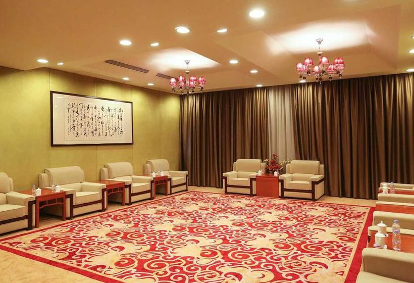 Hotel The Queens Airport Business Hot Qingdao