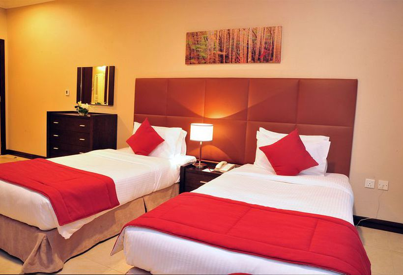 Room Hotel Kingsgate Doha