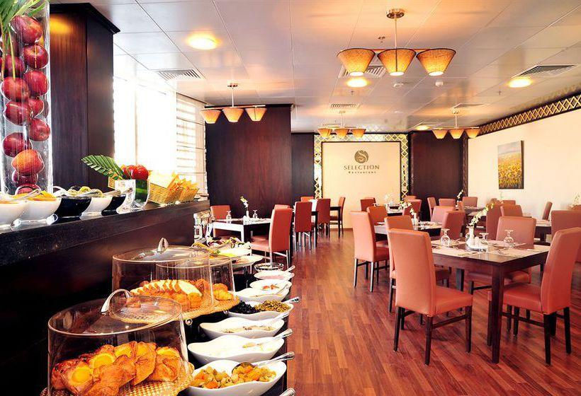 Restaurant Hotel Kingsgate Doha