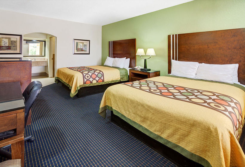 Hotel Super 8 Houston Hobby Airport South