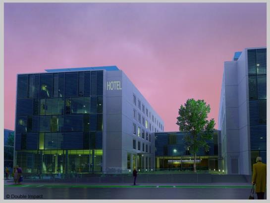 Hotel Lyon Ouest