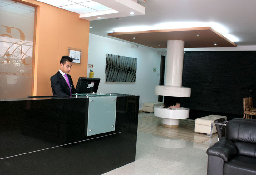 Regency Suites Hotel Boutique Bogota