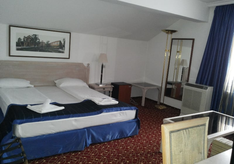 Hotel Visconti Residence Bucharest
