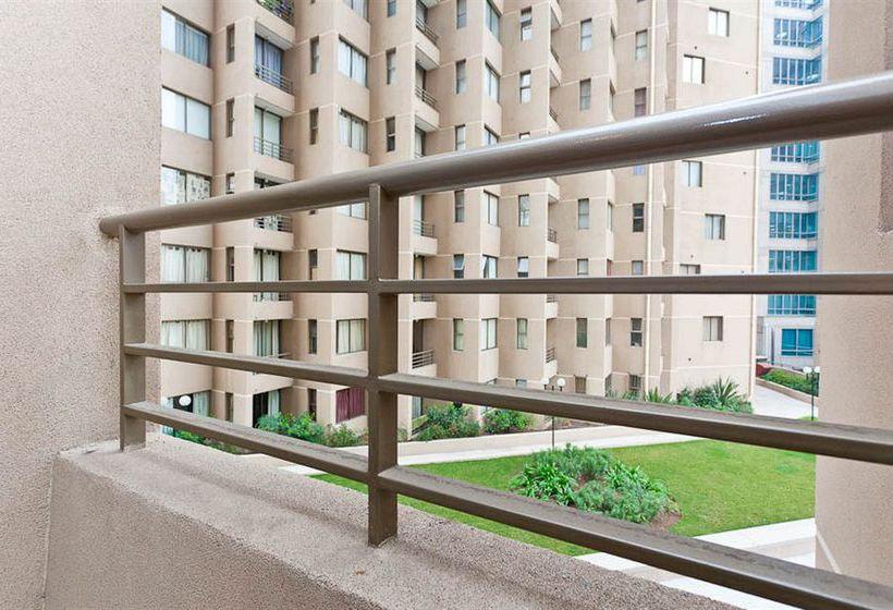 Departamentos Amoblados Costa Bellas Artes Santiago