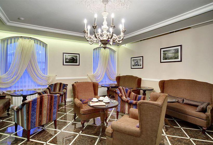 Hotel Bristol Saint Petersburg