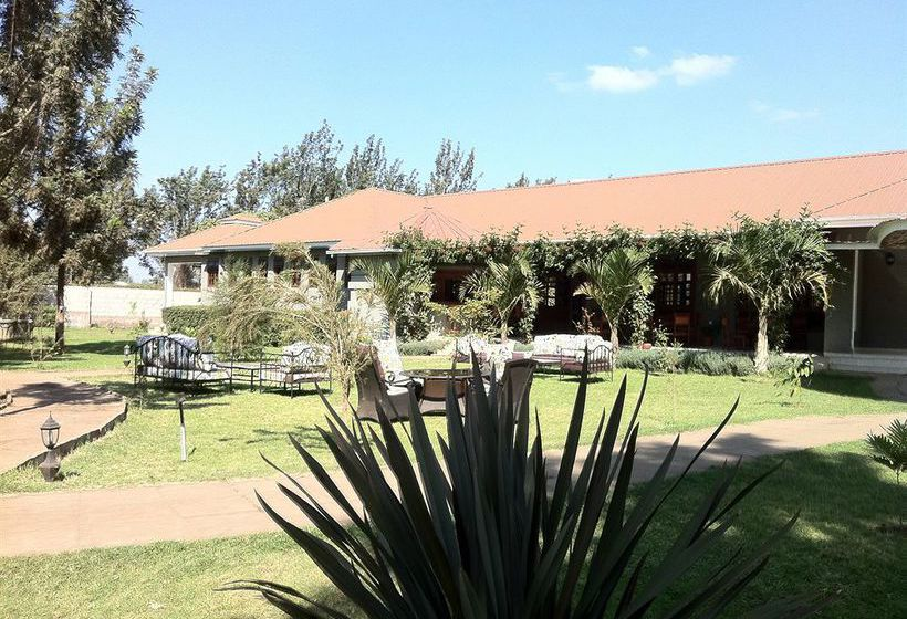 Hotel Planet Lodge Arusha