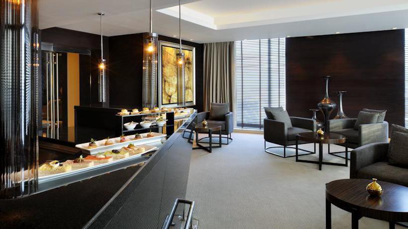 Cafeteria Hotel JW Marriott Marquis Dubai
