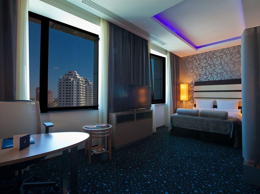 Hotel Chirag Plaza Baku
